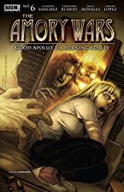 The Amory Wars: Good Apollo, I'm Burning Star IV #6 (of 12)