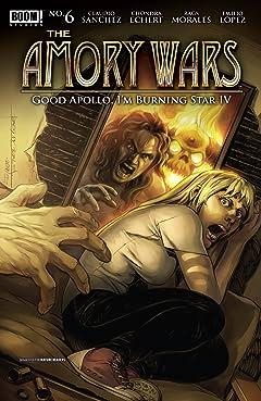 The Amory Wars: Good Apollo, I'm Burning Star IV #6 (of 12)