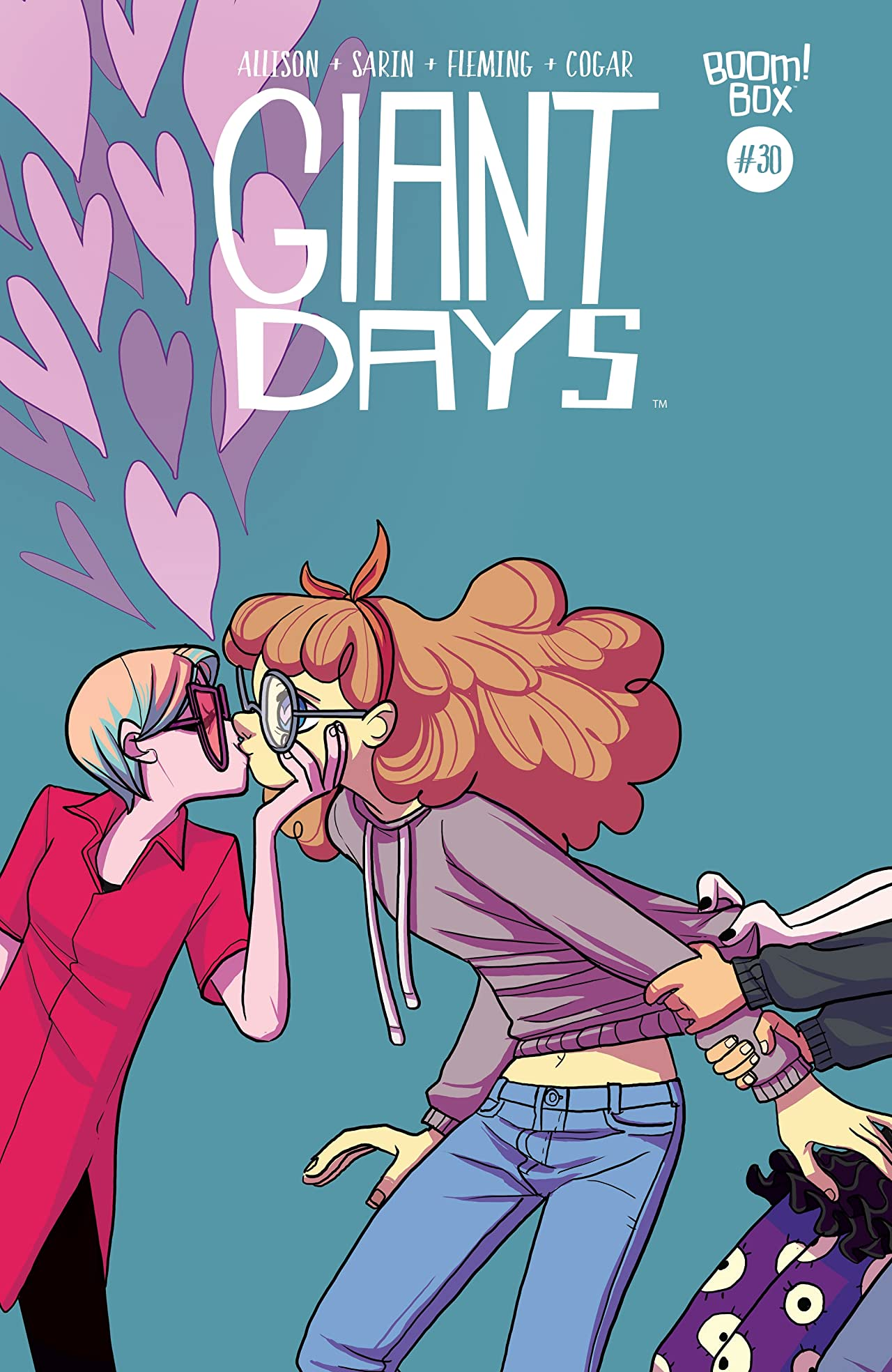 Giant Days #30