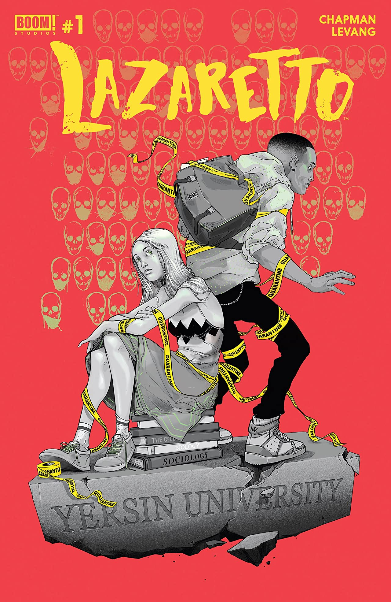 Lazaretto #1 (of 5)
