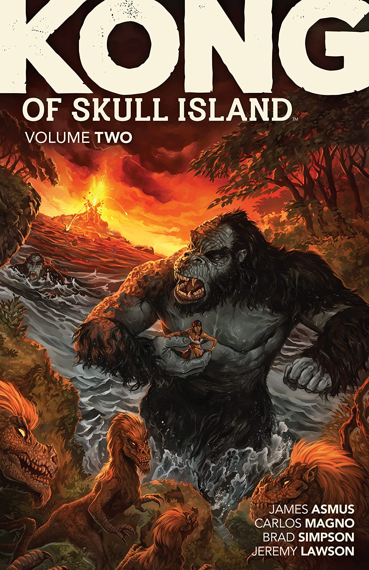Kong of Skull Island Vol. 2