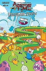 Adventure Time/Regular Show #2
