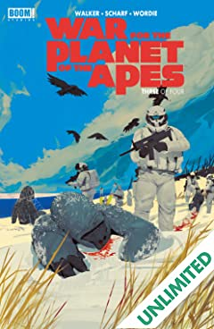 War for the Planet of the Apes #3