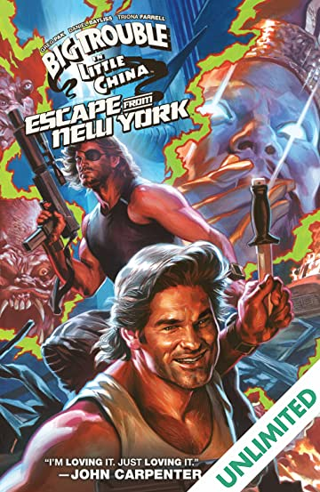 Big Trouble in Little China/Escape From New York