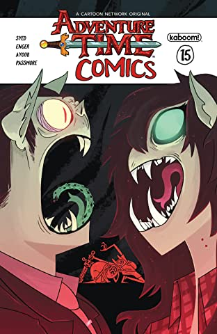 Adventure Time Comics No.15