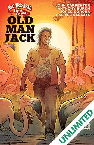 Big Trouble In Little China: Old Man Jack #1