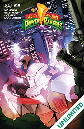Mighty Morphin Power Rangers #19