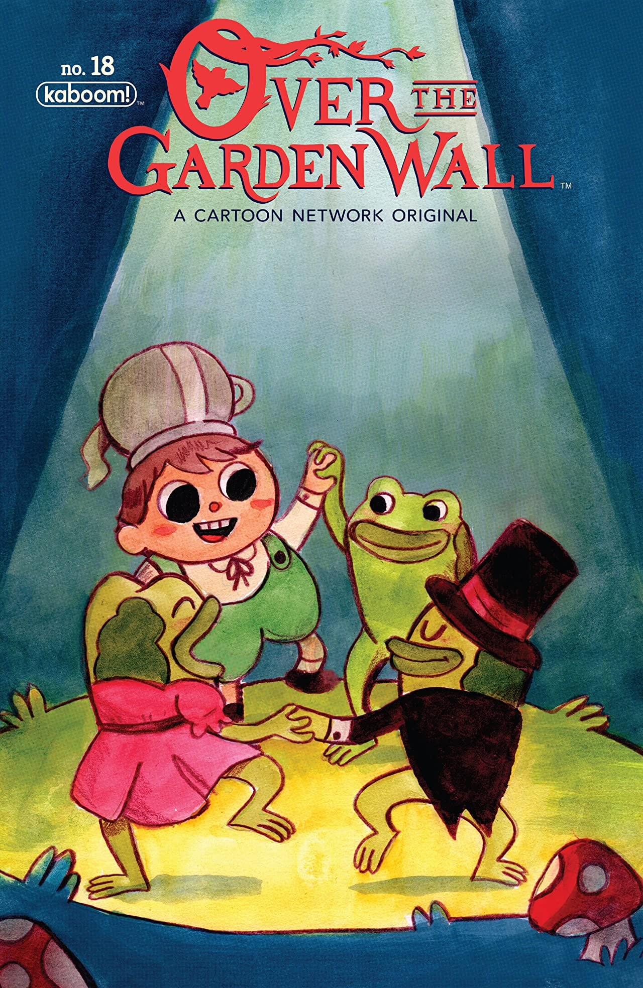 Over The Garden Wall (2016-) #18