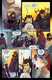 Jim Henson's The Power of the Dark Crystal #8 (of 12)