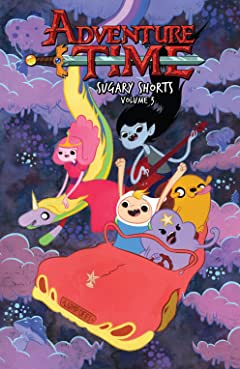 Adventure Time Sugary Shorts Vol. 3