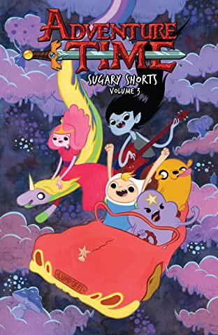 Adventure Time Sugary Shorts Tome 3