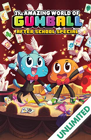 The Amazing World of Gumball: After School Special