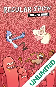 Regular Show Vol. 9