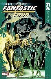 Ultimate Fantastic Four #32