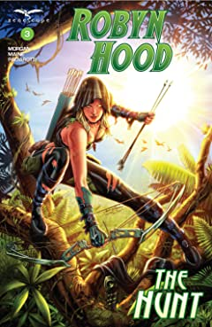 Robyn Hood: The Hunt #3
