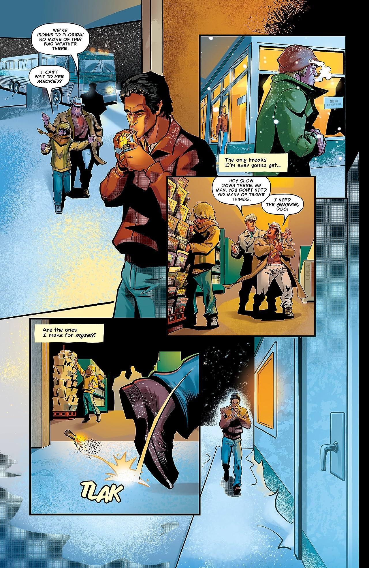 Grimm Tales of Terror Vol. 3 #9