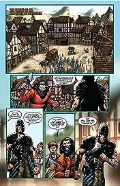 Grimm Fairy Tales: Tarot #2