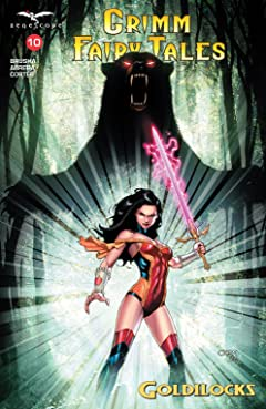 Grimm Fairy Tales (2016-) #10