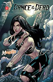 Grimm Fairy Tales: Dance of the Dead #2