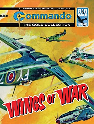 Commando #5044: Wings Of War