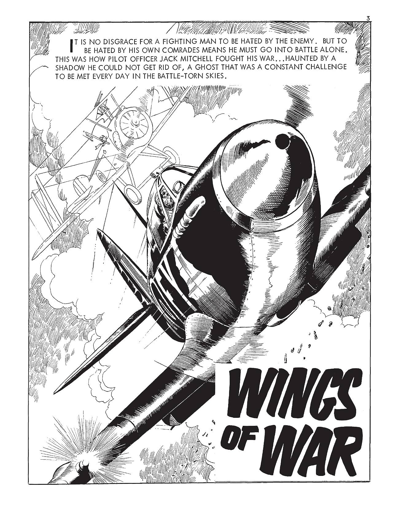 Commando #5044: Wings Of War