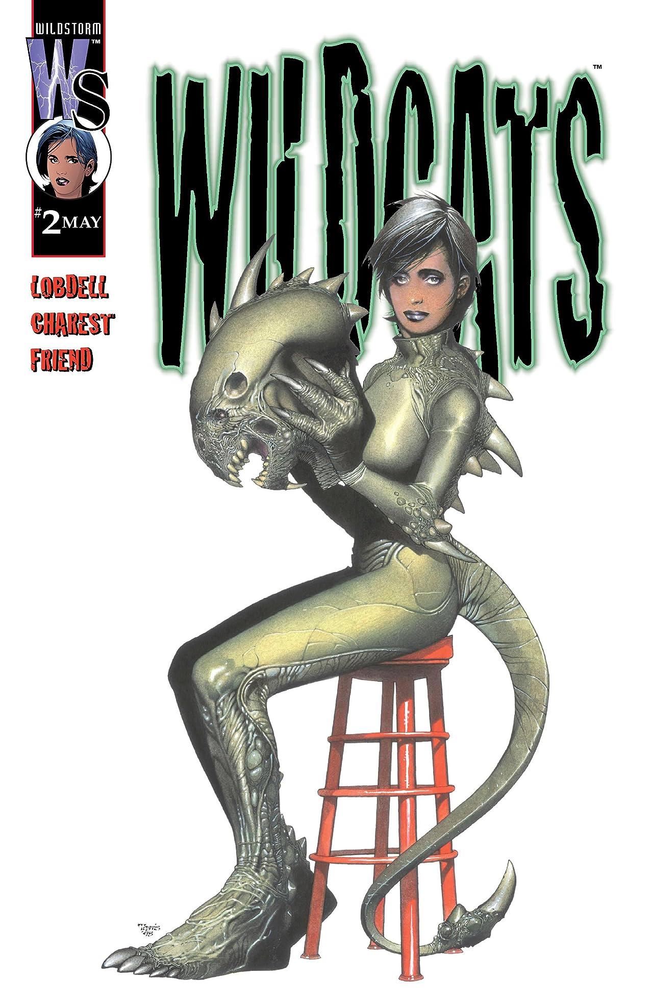 Wildcats (1999-2001) #2