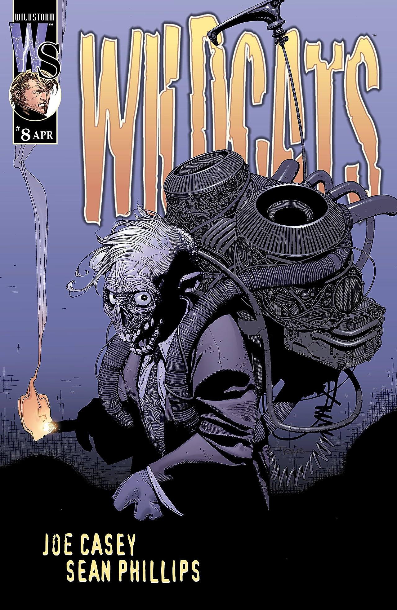 Wildcats (1999-2001) #8