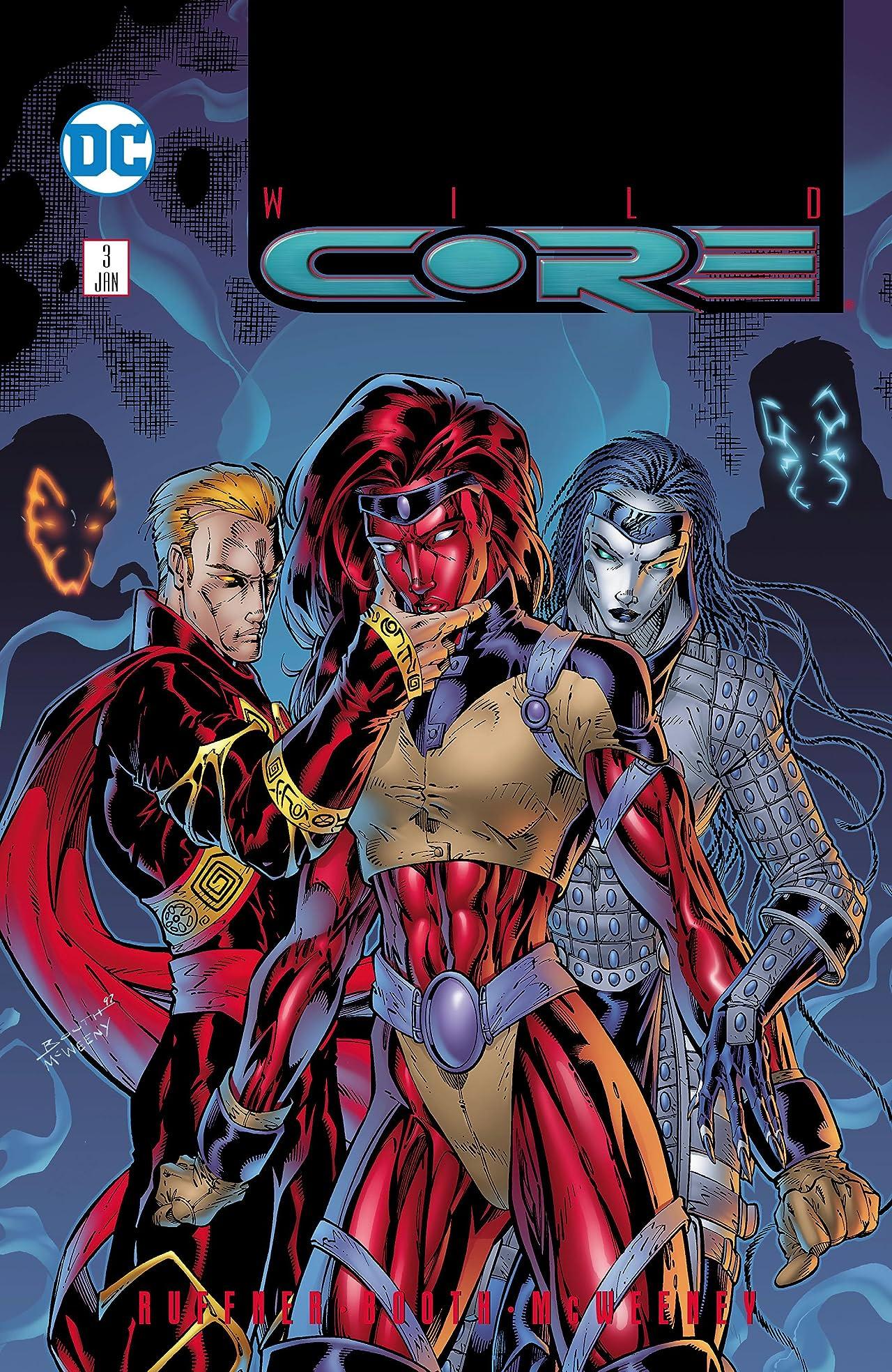 Wildcore (1997-1998) #3