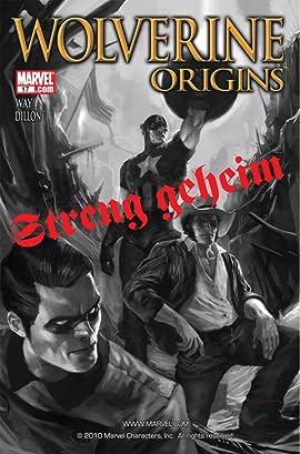 Wolverine: Origins #17