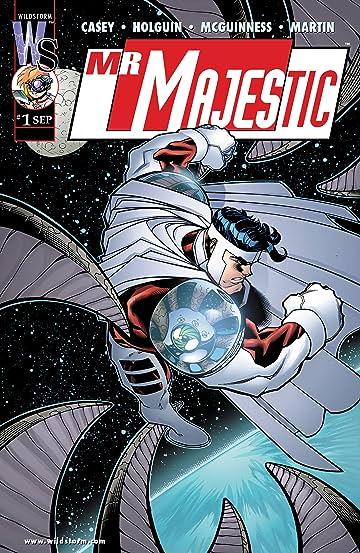 Mr. Majestic (1999-2000) #1