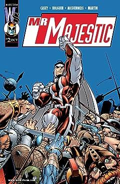 Mr. Majestic (1999-2000) #2
