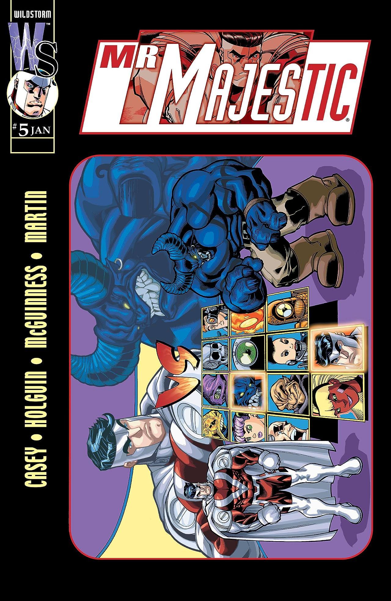 Mr. Majestic (1999-2000) #5