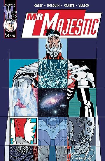Mr. Majestic (1999-2000) #8