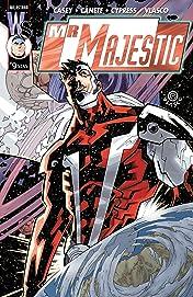 Mr. Majestic (1999-2000) #9