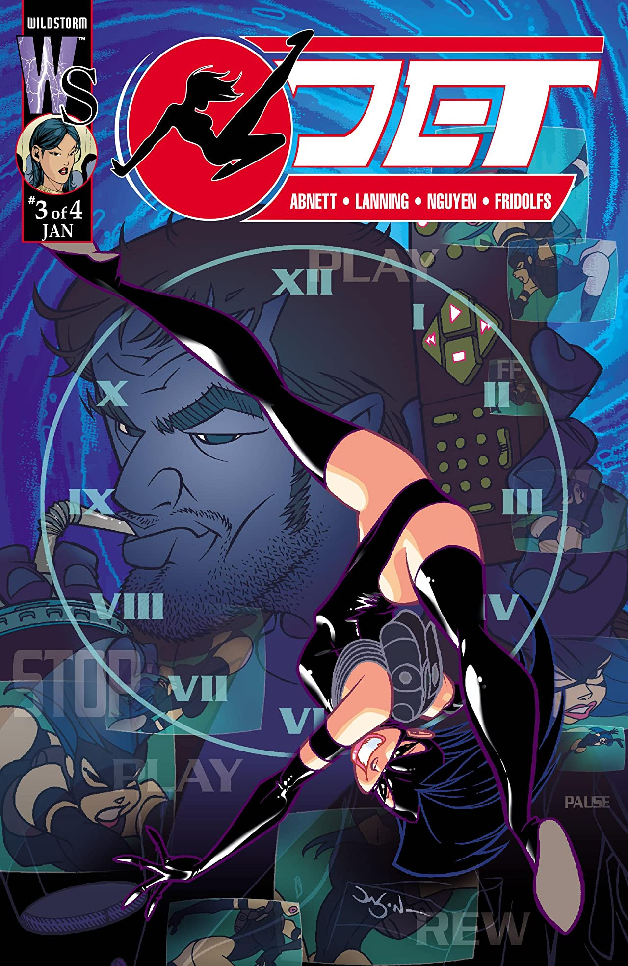 Jet (2000-2001) #3