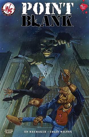 Point Blank (2002-2003) #5