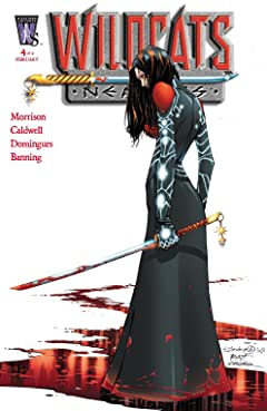 Wildcats: Nemesis (2005-2006) #4
