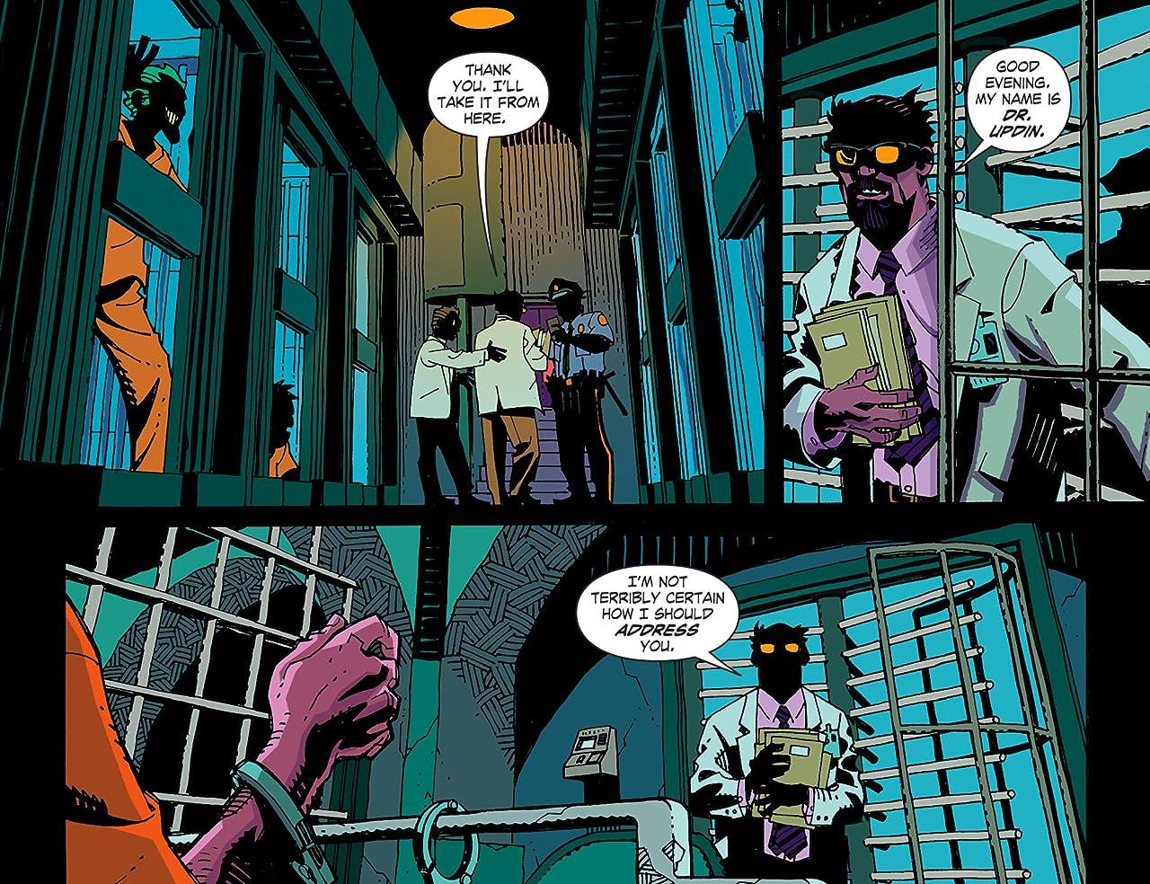 Legends of the Dark Knight (2012-2015) #80