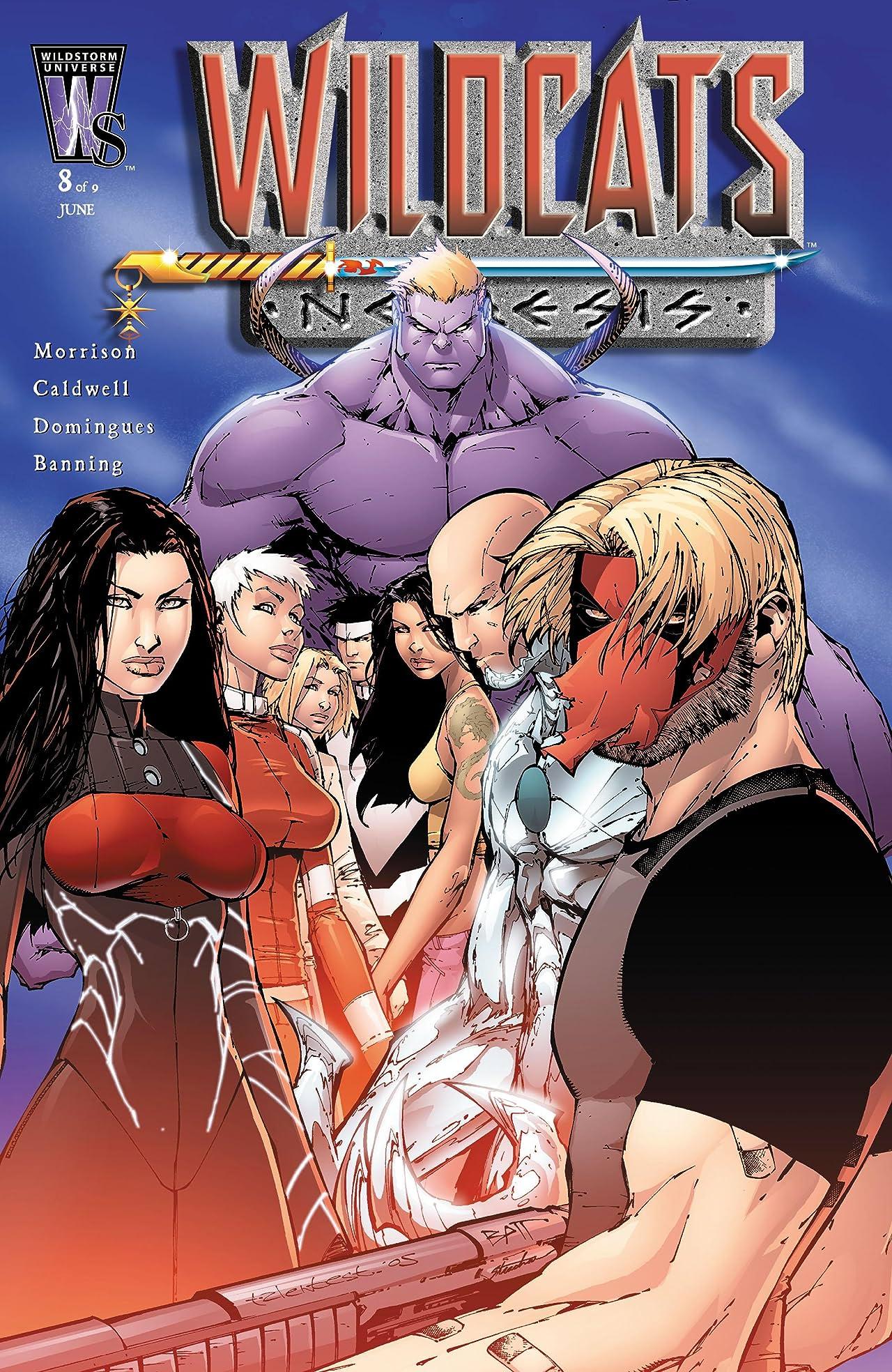 Wildcats: Nemesis (2005-2006) #8