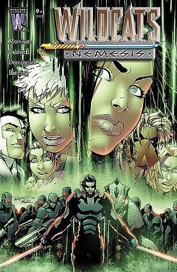 Wildcats: Nemesis (2005-2006) #9