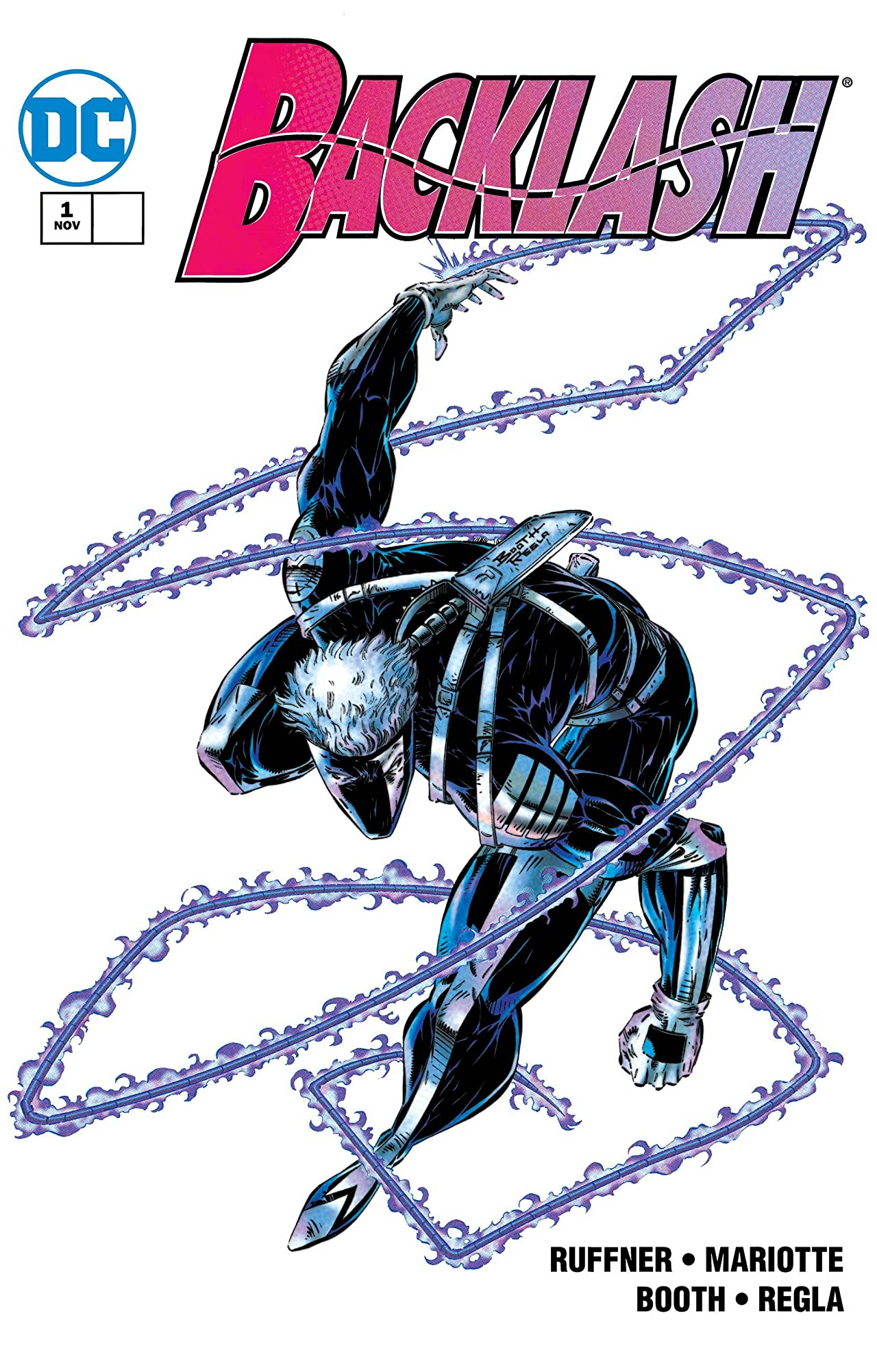 Backlash (1994-1997) #1