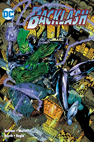 Backlash (1994-1997) #2