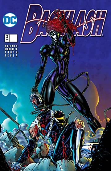 Backlash (1994-1997) #3