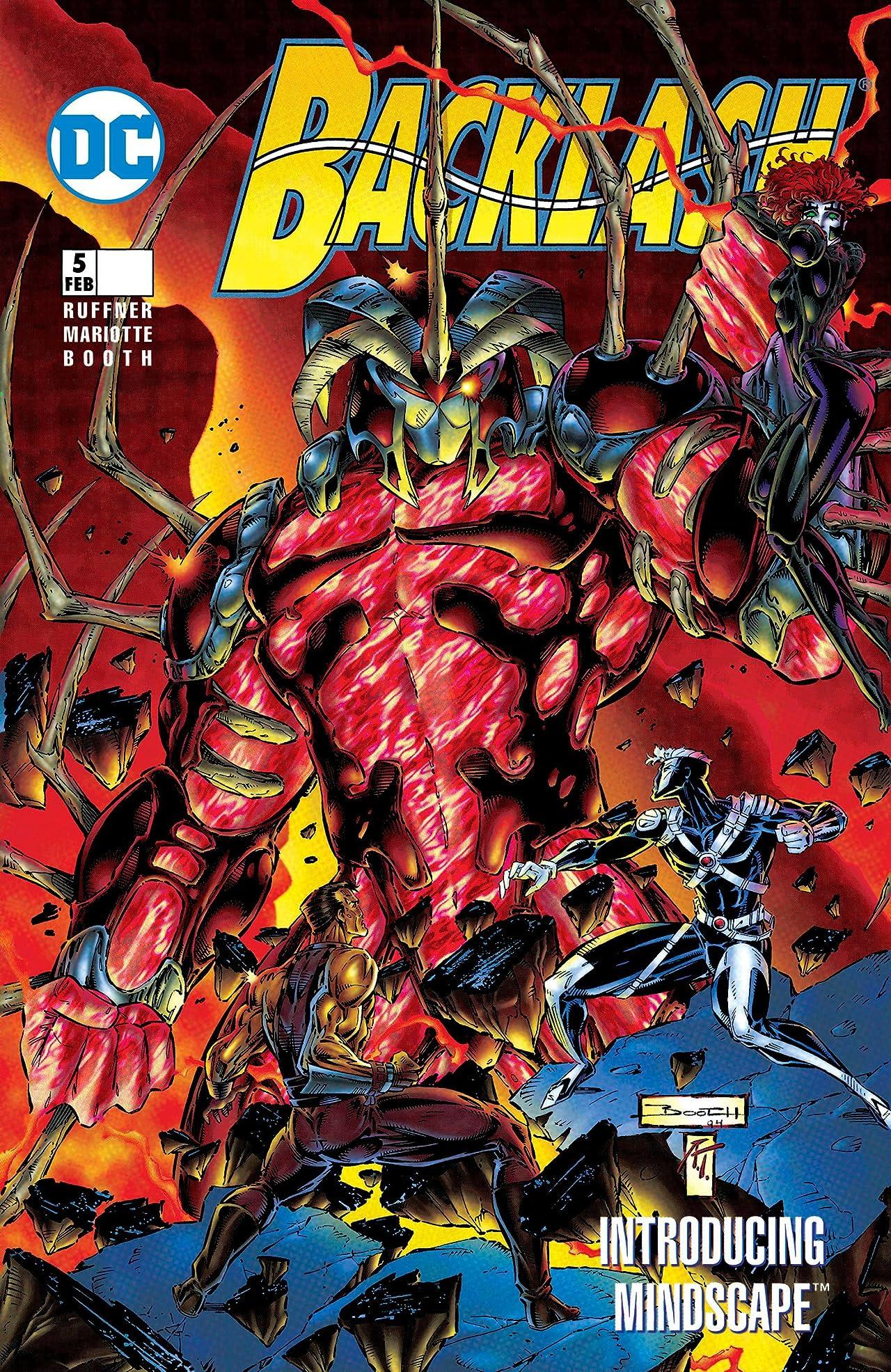 Backlash (1994-1997) #5