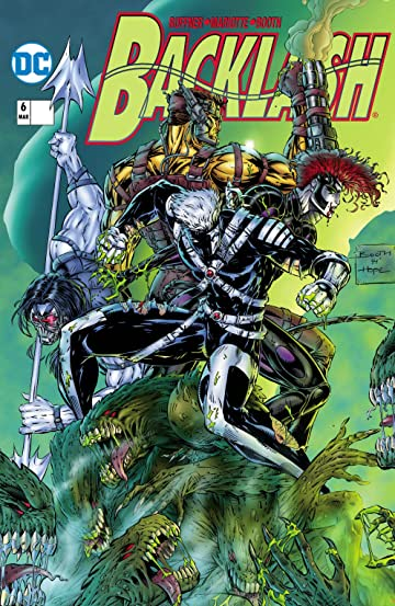 Backlash (1994-1997) #6