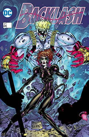 Backlash (1994-1997) #7