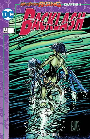 Backlash (1994-1997) #8