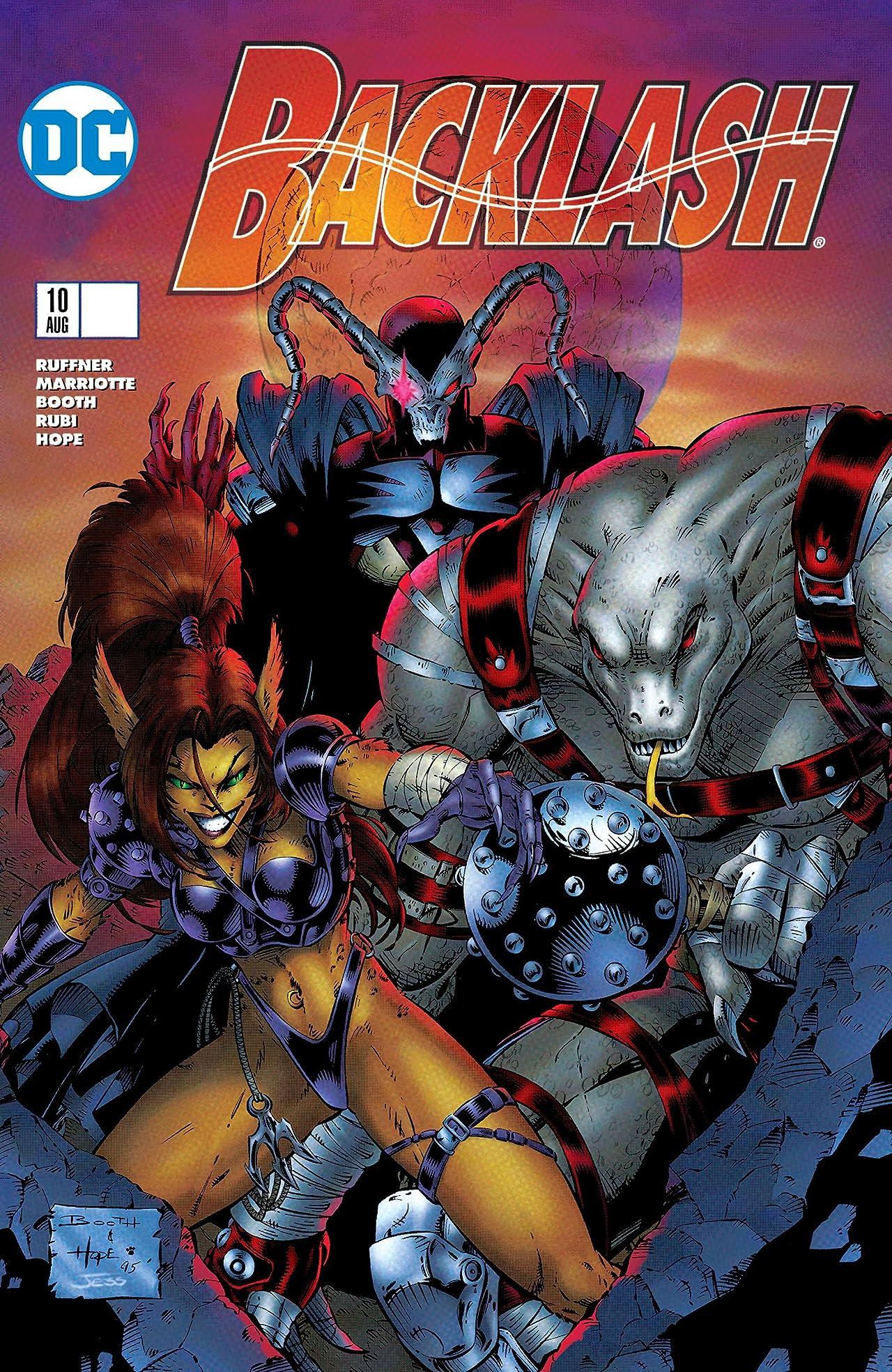 Backlash (1994-1997) #10