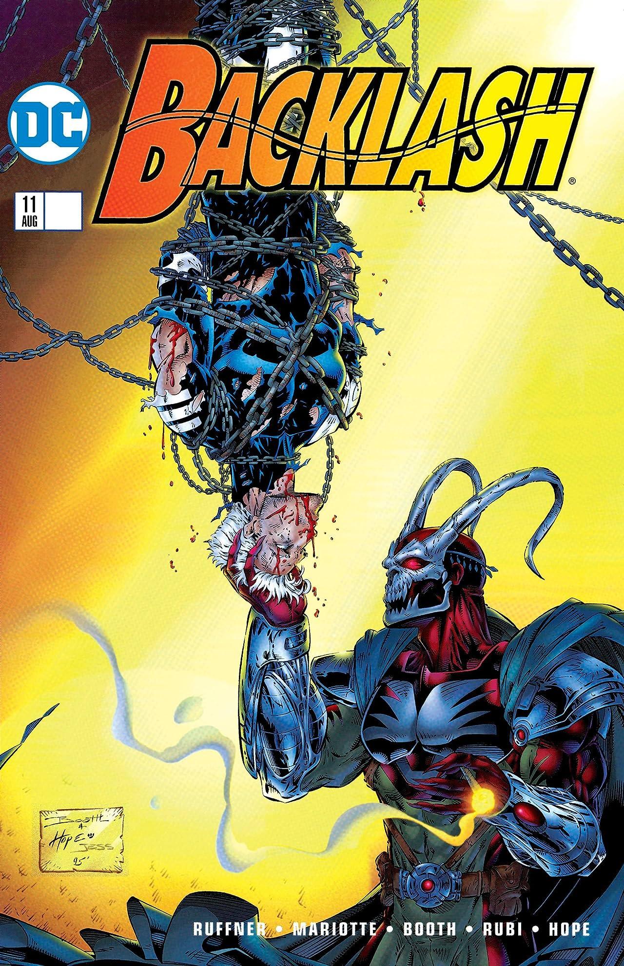Backlash (1994-1997) #11
