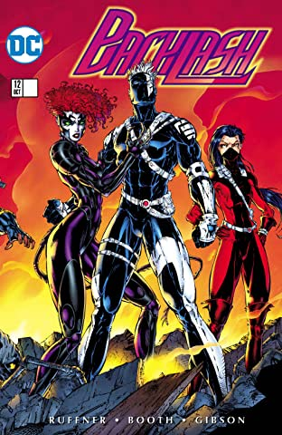 Backlash (1994-1997) #12